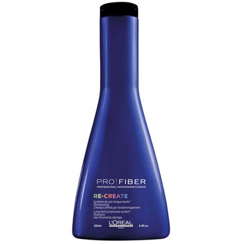 L'Oréal Professionnel Pro Fiber Re-Create Champú (250ml)