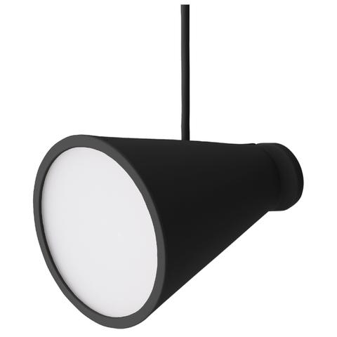Menu Bollard Versatile Lamp - Black
