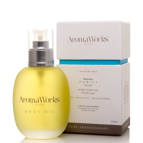 AromaWorks Purify Body Oil 100ml