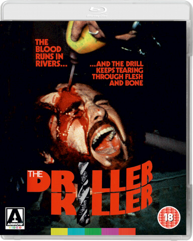 The Driller Killer - Dual Format (Includes DVD)