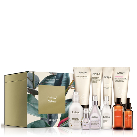 JURLIQUE ULTIMATE FACE & BODY COLLECTION