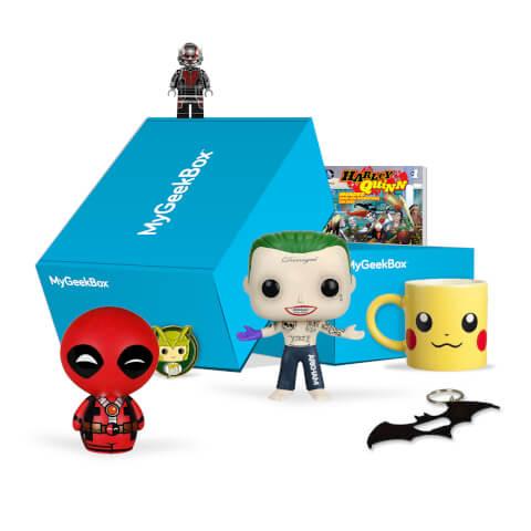 My Geek Box Lite Subscription- November