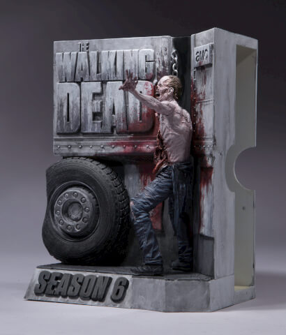 The Walking Dead Season 6 Trucker Walker Zavvi Exclusive