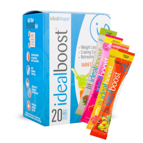 IdealBoost Variety Box (20 Count)