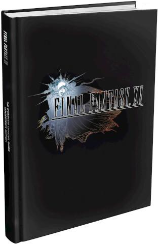 Final Fantasy XV The Strategy Guide Collectors Edition
