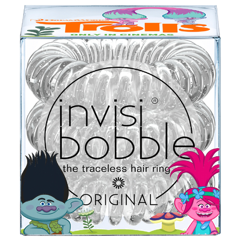 invisibobble Original Hair Ties Trolls (3 Pack)
