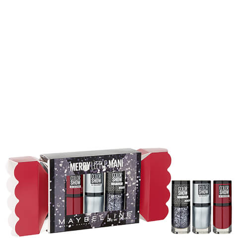 Maybelline Merry Little Mani Gift Set