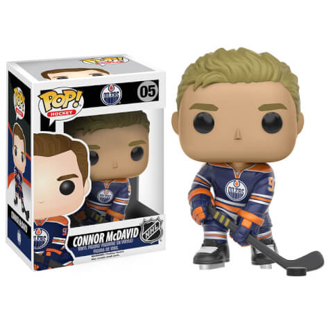 NHL Connor McDavid Pop! Vinyl Figure