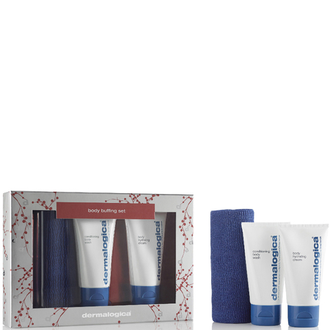 Dermalogica Body Buffing Christmas Set