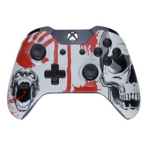 Xbox One Custom Controller - Skull Trauma