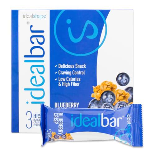 IdealBar 2 Boxes Blueberry Crisp