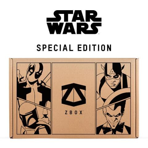 ZBOX Black Friday - Star Wars Box