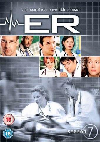 E.R. - The Complete 7th Season