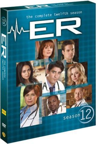 E.R. - The Complete 12th Season