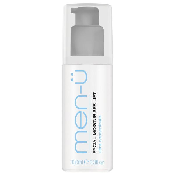 Bálsamo post-afeitado y crema hidratante efecto lifting men-ü (100ml)
