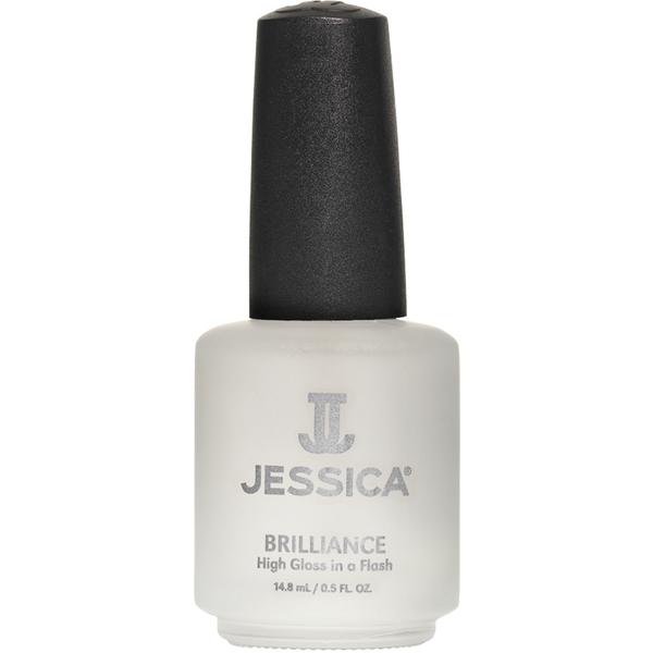 Jessica Brilliance High Gloss Top Coat 14.8ml
