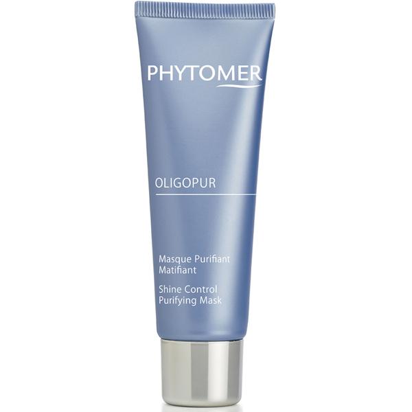 OligoPur Shine Control Purifying Mask de Phytomer (50ml)