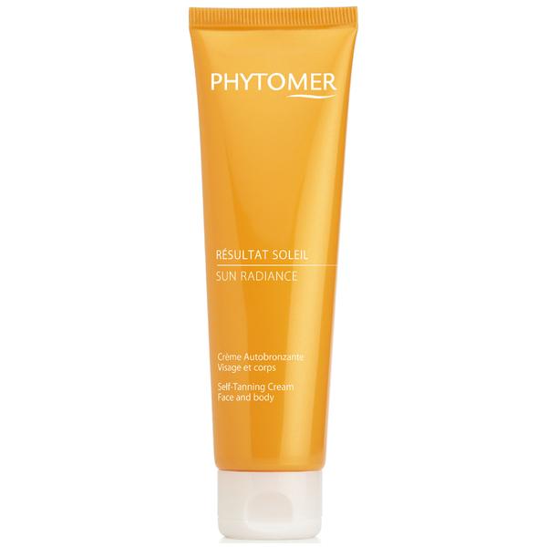 Phytomer Sun Radiance Self-Tanning Face & Body Cream 125 ml