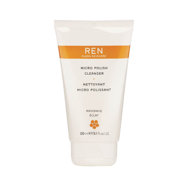 REN Micro Polish Cleanser (150ml)