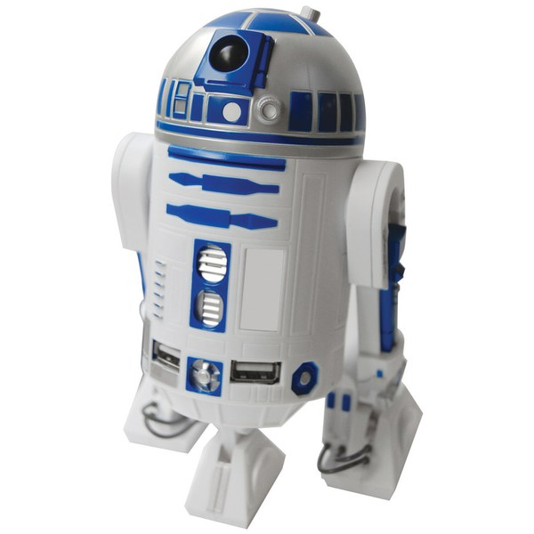 star wars r2 d2 usb hub iwoot. Black Bedroom Furniture Sets. Home Design Ideas