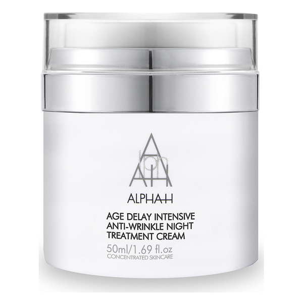 Alpha-H Age Delay Intensive Anti-Wrinkle Night Cream (intensive Anti-Falten Nachtpflege) 50ml