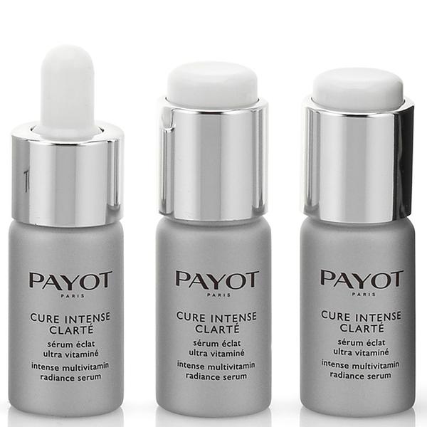 PAYOT Cure Intense Clarté  Sérum Eclat Ultra Vitaminé (3 x 10ml)