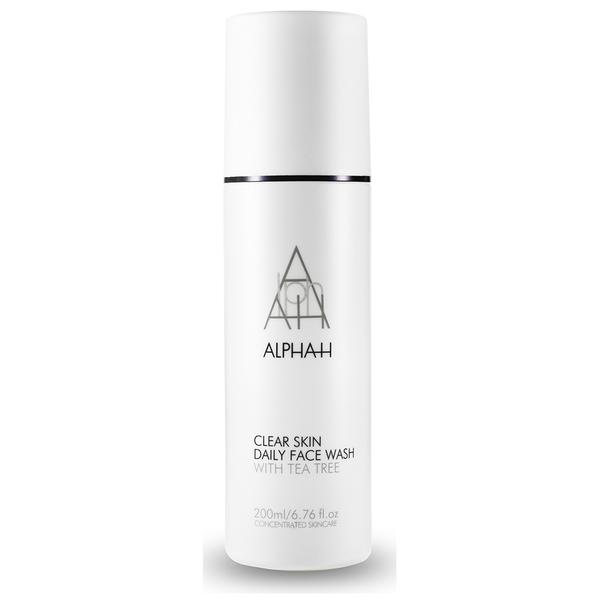 Alpha-H Clear SkinDailyFace Wash (200ml)