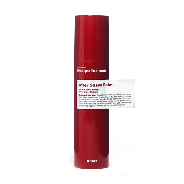 Recipe For Men Baume après-rasage - 100ml
