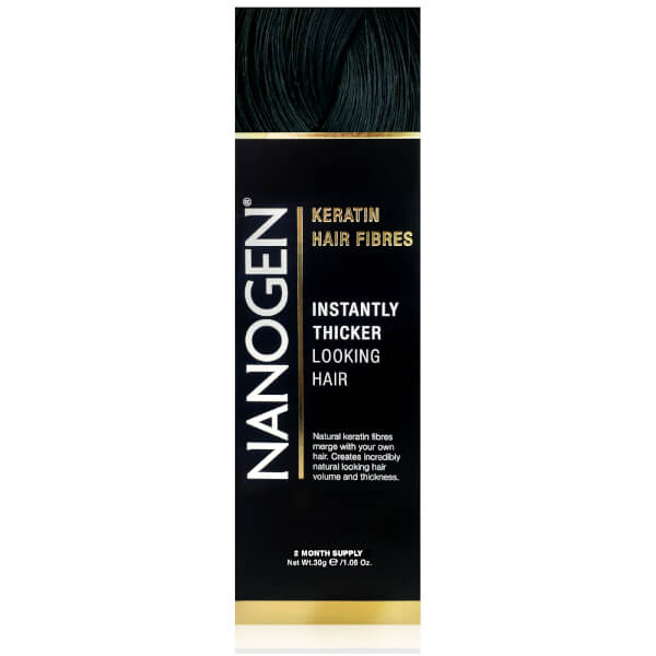 Nanogen Hair Thickening Fibres Black (30 g)