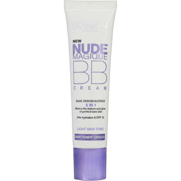 L'Oréal Paris Nude Magique BB Cream - Light