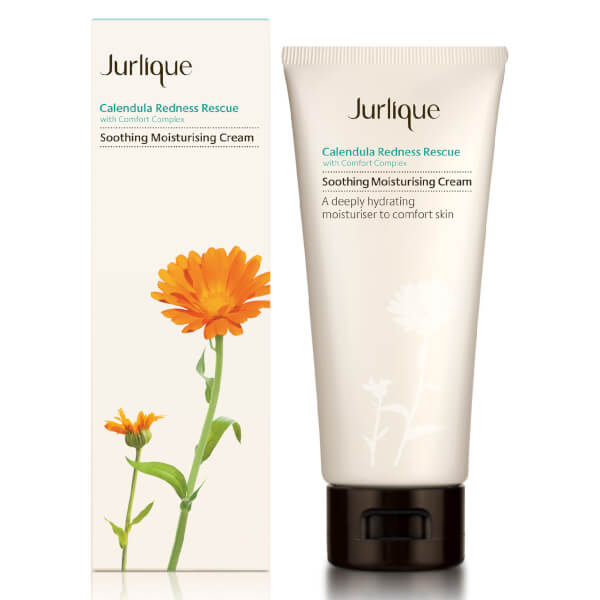 Crema hidratante calmante Calendula Redness Rescue de Jurlique (100 ml)
