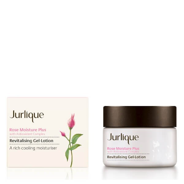 Loción gel revitalizante Rose Moisture PlusdeJurlique(50 ml)