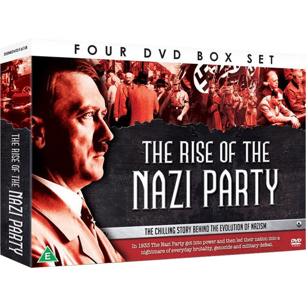 rise of nazi party essay The nazi party originated in 1919 and was led by hitler from 1920 gobineau's essay on the inequality of human races nazism and the rise of hitler.