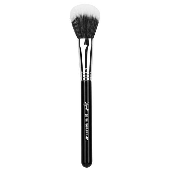 Brocha Sigma F15 Duo Fibre Powder/Blush Brush