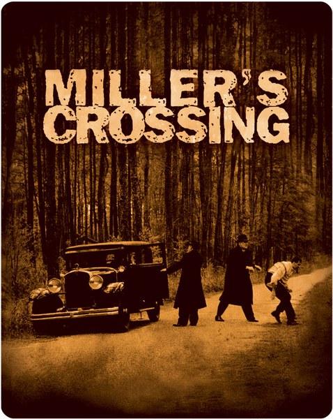 Millers Crossing - Steelbook Edition Blu-ray | Zavvi.com