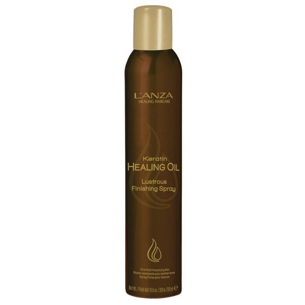 L'Anza Keratin Healing Oil Lustrous Finishing Spray (300ml)
