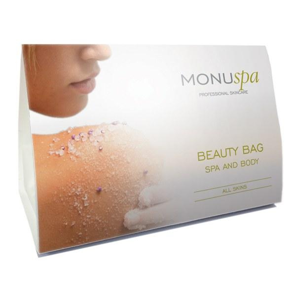 MONU Spa Body Beauty Bag
