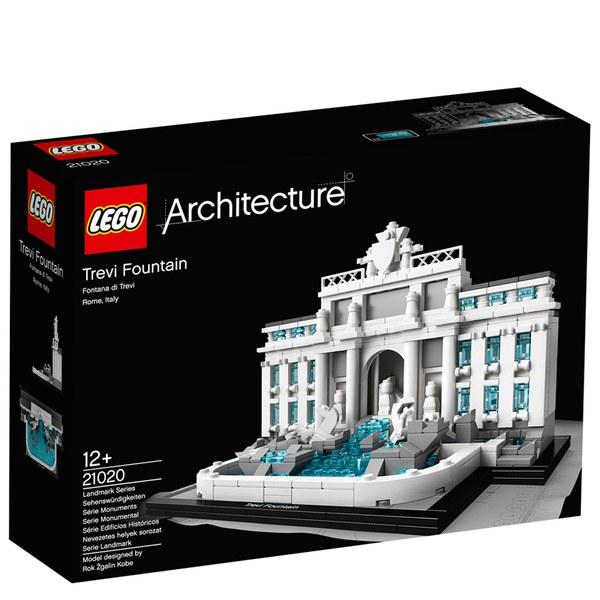 Lego architecture trevi fountain 21020 toys - Lego architecture tour de pise ...