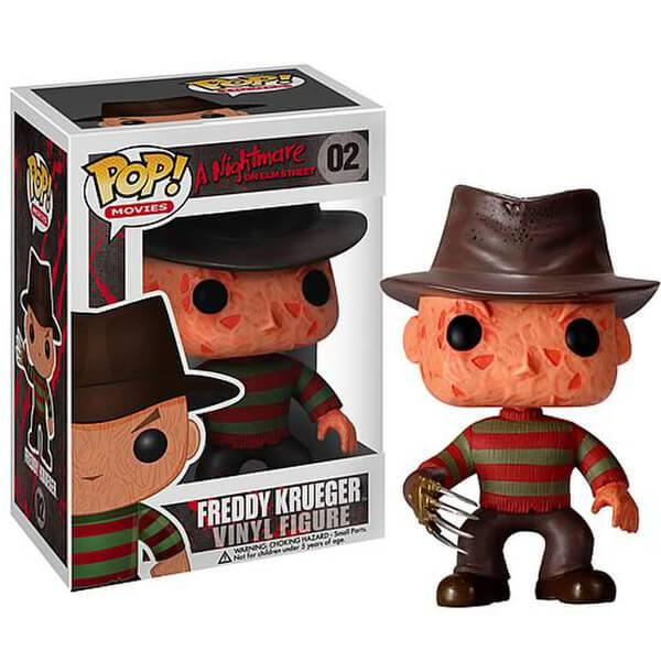 Nightmare On Elm Street - Freddy Krueger - Pop! Vinyl Figure
