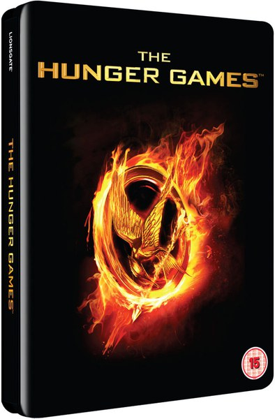 The Hunger Games - Limited Edition Steelbook