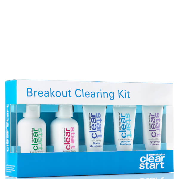 Set para Imperfecciones Dermalogica Breakout Clearing Kit
