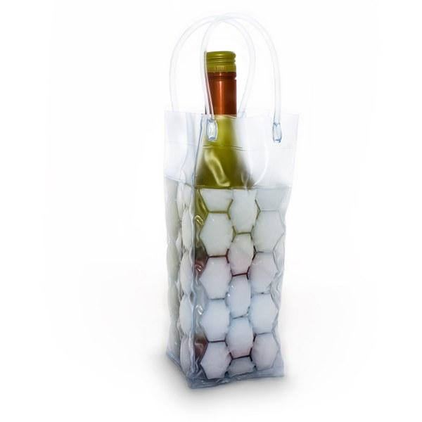 Chill Gel Wine Bottler Cooler Bag (Pack of 2)