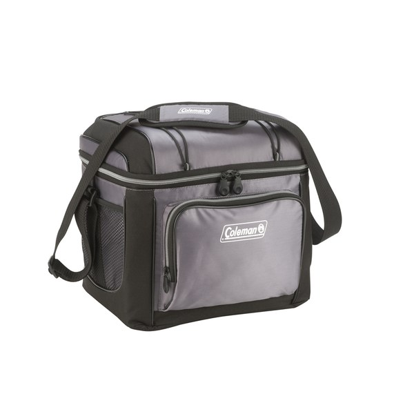 Coleman 16 Can Soft Cooler With Hard Liner ~ Coleman can soft cooler bag with hard liner garden