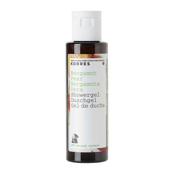 Korres Bergamot Pear Shower Gel (40 ml)