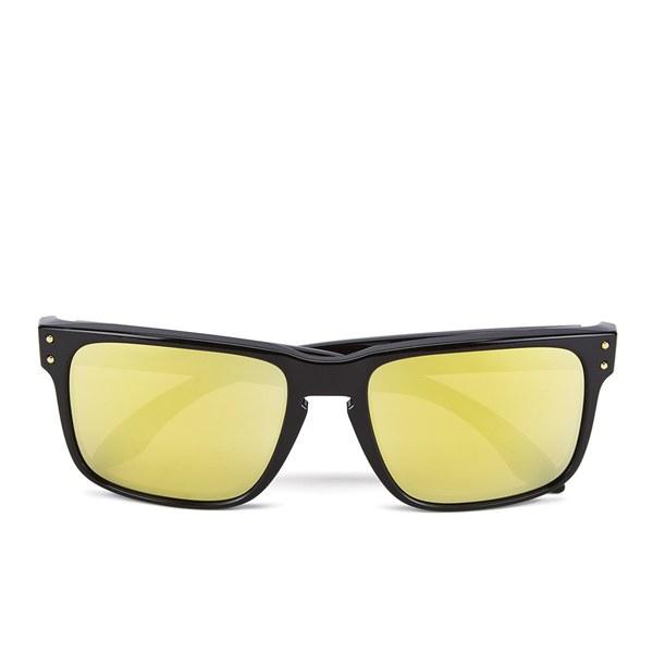 c08f4090c47 Oakley Holbrook Sunglasses Black 24k Iridium « Heritage Malta