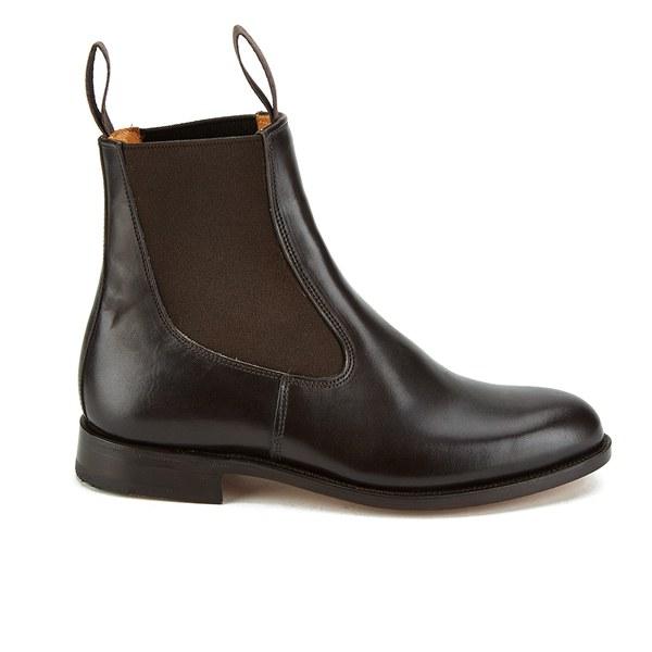 Knutsford by Tricker's Knutsford by Tricker's Women's Leather Chelsea Boots - Caffe - UK 3