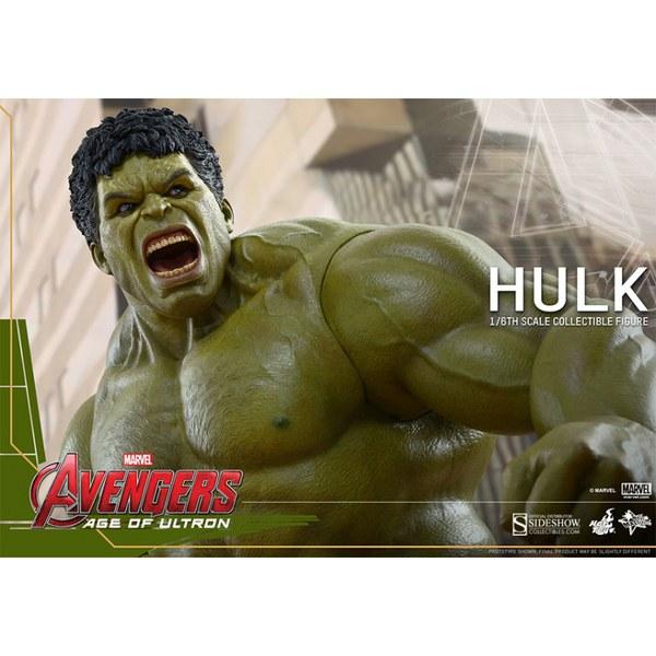 Hot Toys Marvel Avengers Age of Ultron Hulk 1:6 Scale Figure