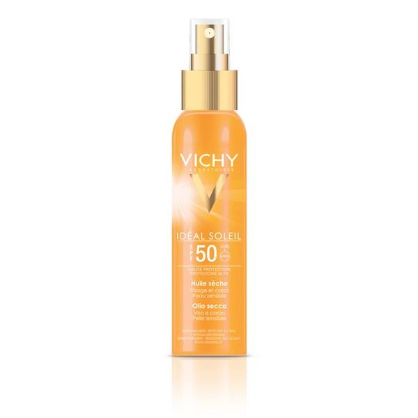Vichy Ideal Soleil aceite corporal SPF 50 125Ml