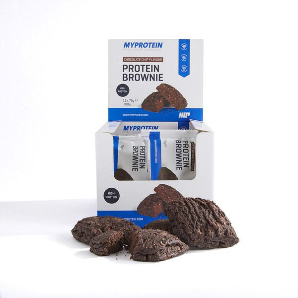 Protein Brownie (12x75g): Image 01
