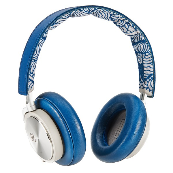 bang olufsen h6 limited edition over ear headphones blue electronics. Black Bedroom Furniture Sets. Home Design Ideas